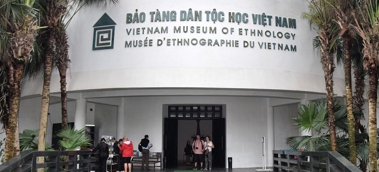 Le Musée d'ethnographique Hanoi