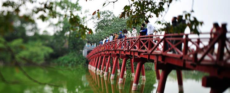 Agence de voyage locale Vietnam Dragon Travel