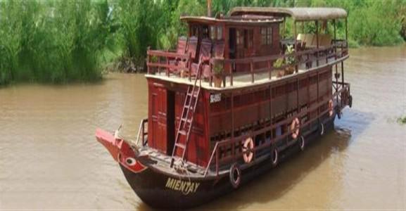 Bateau Mien Tay Mekong