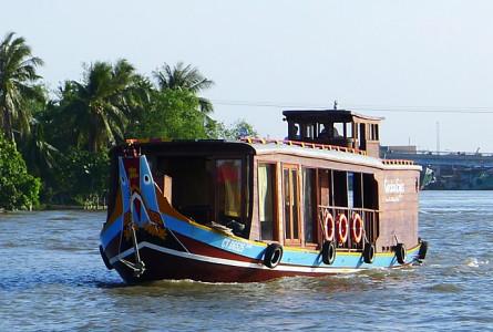 bateau Mien Tay
