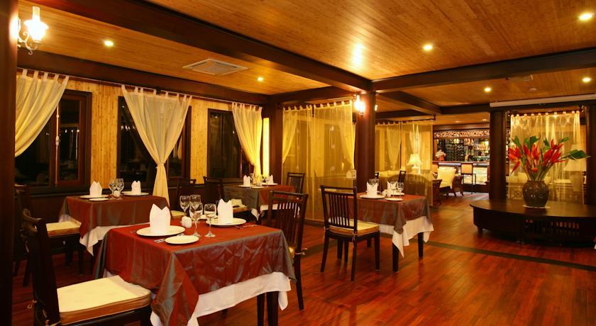 Restaurant sur Jonque Jasmine