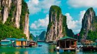 Baie de Halong Vietnam
