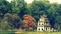 Lac Hoan Kiem Hanoi