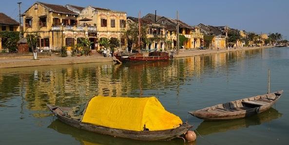 Hôi An parmi les dix meilleures villes en Asie