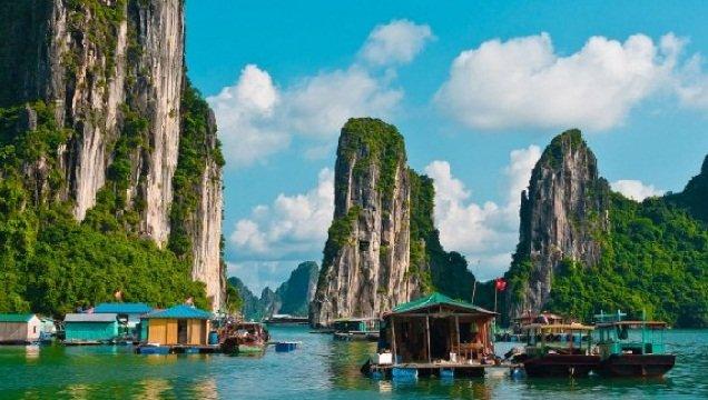 Baie d'Halong et Baie d'halong autrement