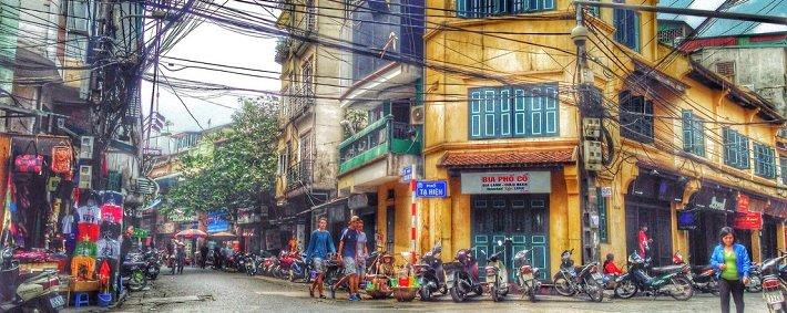 Bia hoi, une spécialité de la rue Vietnam