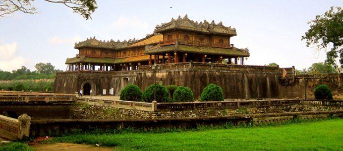 cité imperiale de Hue