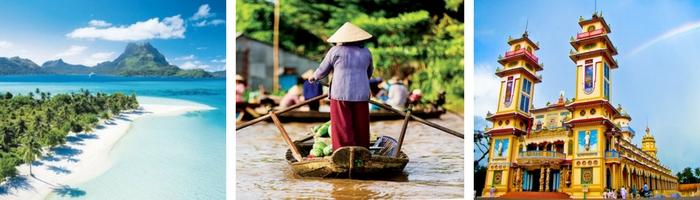 circuit sud nord vietnam 12 jours