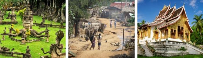 Voyage Vietnam Laos Cambodge 25 jours et 24 nuits