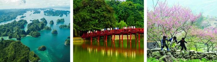 circuit voyage vietnam 19 jours