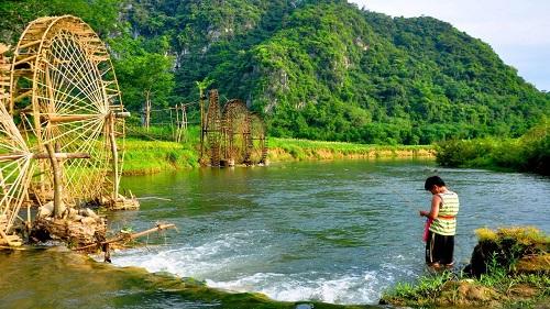 Trekking à Pu Luong
