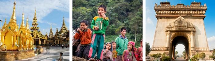 voyage Cambodge Laos 14 jours