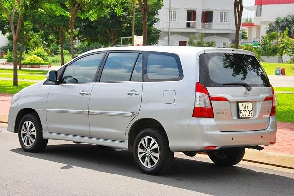 Voiture chauffeur privé Saigon Muine Phanthiet