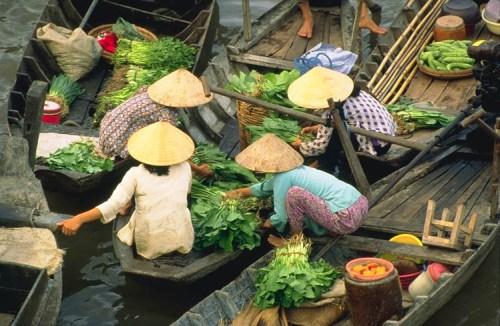 Saigon Phu Quoc via le Mékong