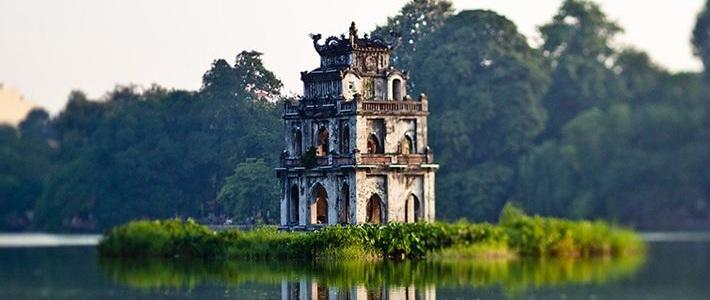 Visiter le lac Hoan Kiem