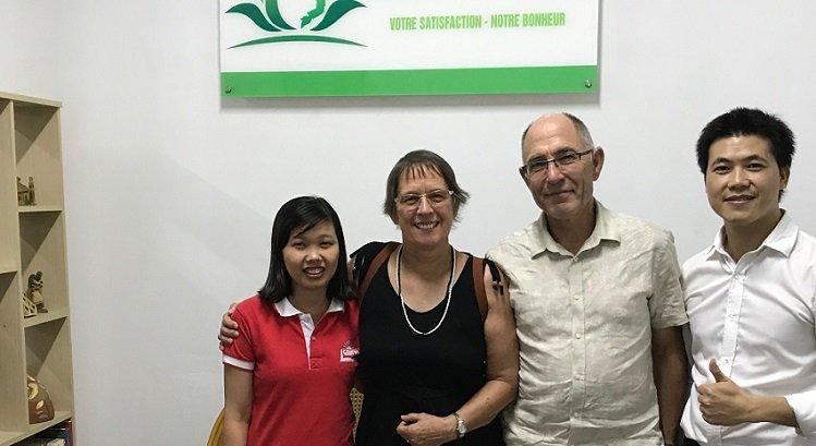 Excellent voyage au Nord du Vietnam en Novembre