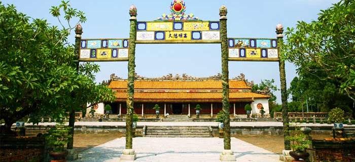 circuit visite Hue