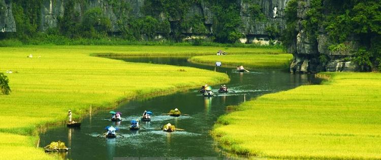 Visite Van Long Ninh Binh