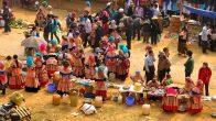 Marché ethnique Bac Ha