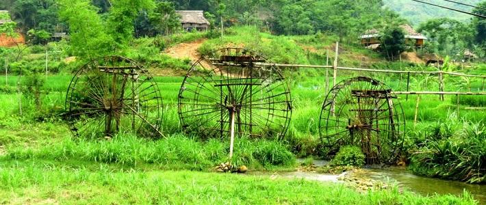Randonnée Mai Chau Pu Luong