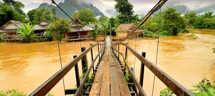 Randonnée au Laos