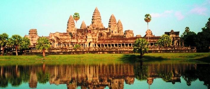 Voyage Angkor