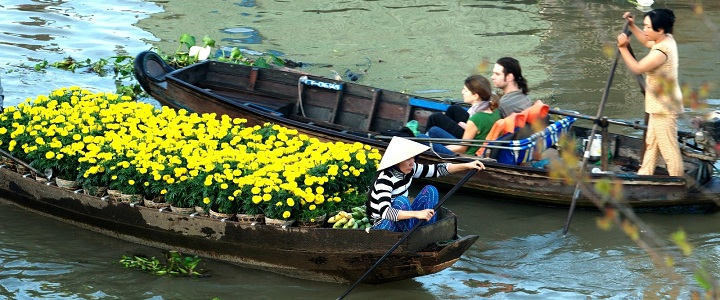 Circuit Vietnam Cambodge