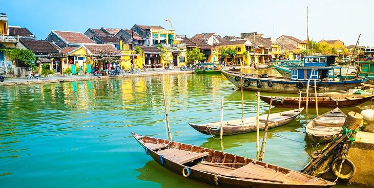 Vacances a Hoi An