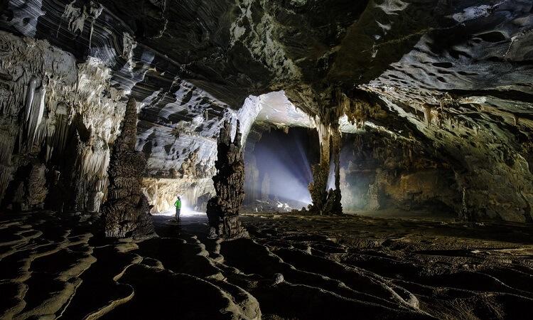La grotte féérique Phong Nha Ke Bang