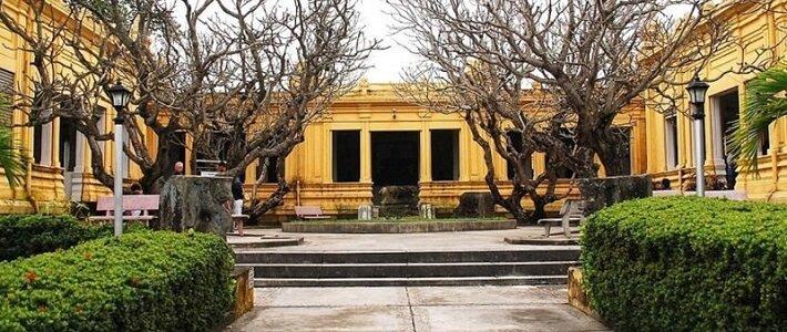 Musée de sculpture cham de Da Nang