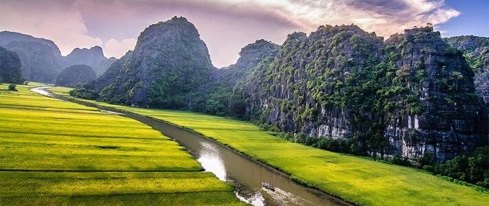 Visite de Ninh Binh en 1 jour
