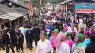 Le marché de l'amour de Khau Vai à Ha Giang