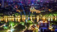 Voyage Hanoi le soir