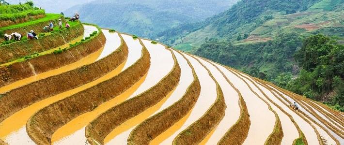 Le Nord-Ouest du Vietnam itnéraire conseillé
