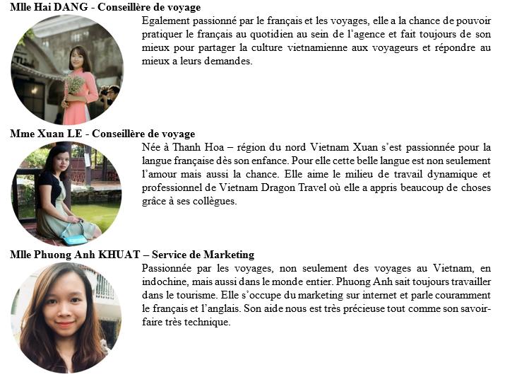Voyage Vietnam avec Vietnam Dragon Travel