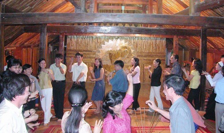 Danse de Thai