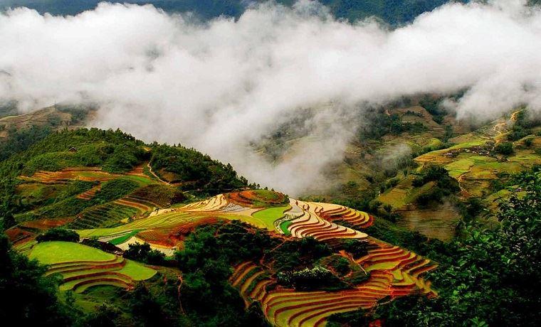 Vallée de Muong Hoa à Sapa