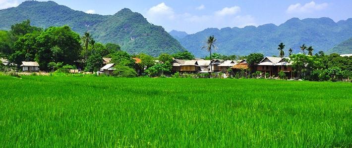 Village de Lac