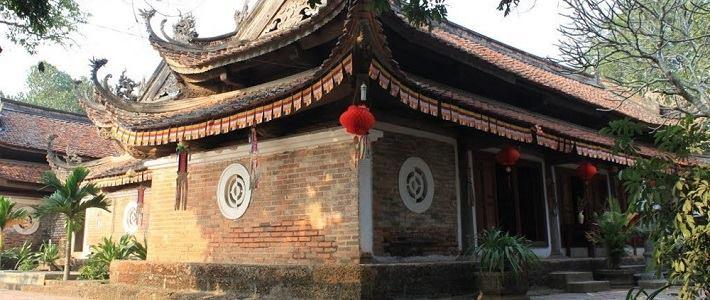 Pagode de Tay Phuong