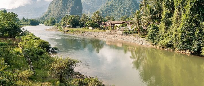 Voyage Vang Vieng au Laos