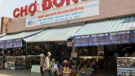 Marché de Dong Ba à Hue