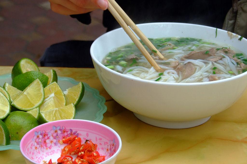 Voyage culinaire au Vietnam