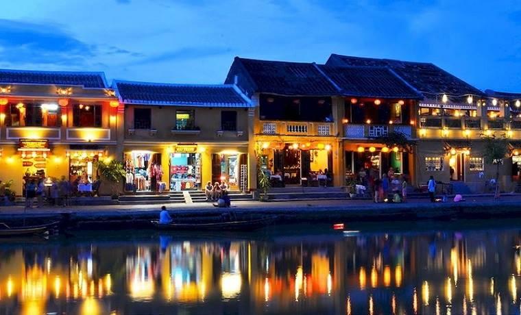 Visite ville de Hoi An