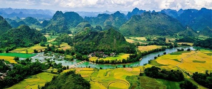 Voyage Cao Bang au nord-est du Vietnam