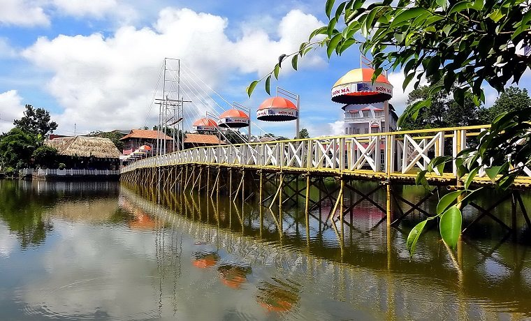 Viste ville de Dak Nong