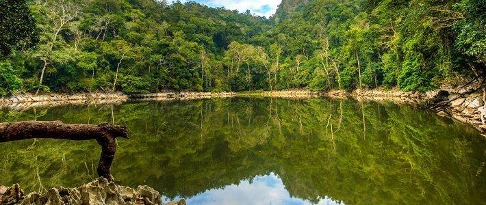 Voyage lac de Ba Be Bac Kan