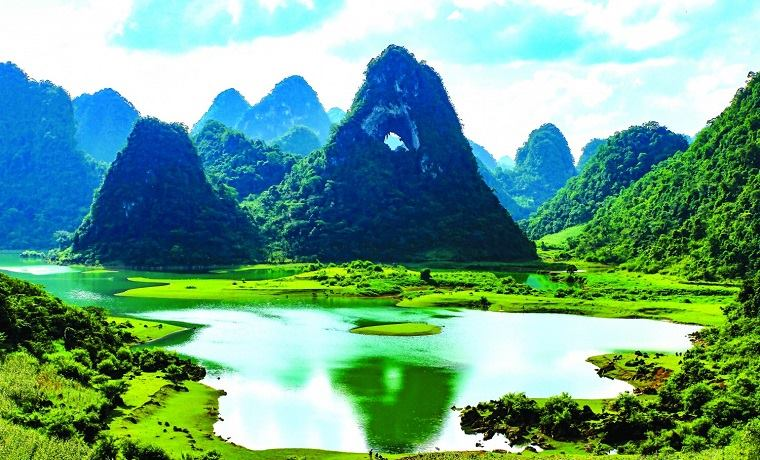 Sites touristiques à visiter à Cao Bang