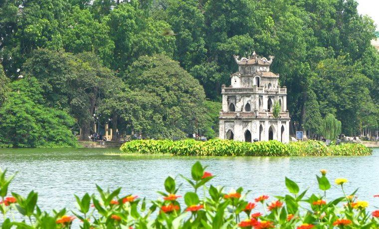 Visite lac Hoan Kiem