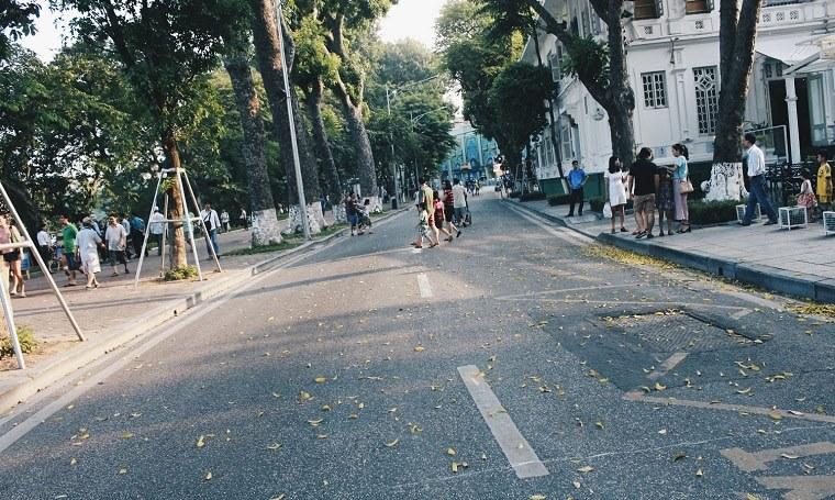 Circuit à Hanoi