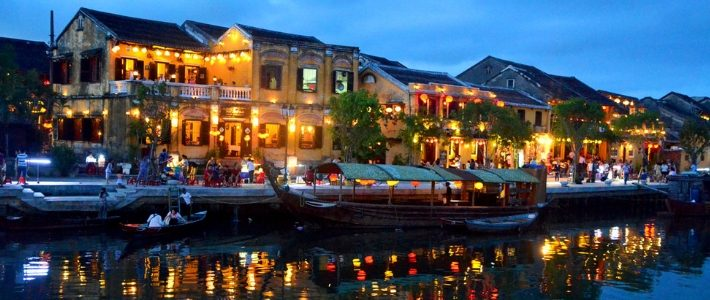 Visite la ville Hoian